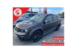 Used 2019 Dodge Journey Crossroad 4 ROUES MOTRICES for sale in Val-D'or, QC