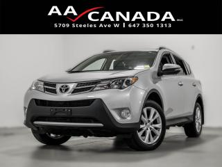 Used 2013 Toyota RAV4 LIMITED  for sale in North York, ON