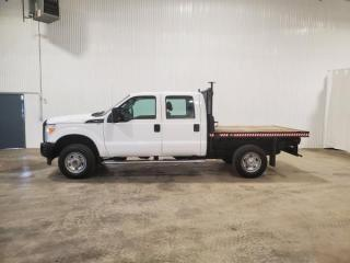 Used 2012 Ford F-350 SD XL Crew Cab Long Bed 4WD for sale in Dundurn, SK