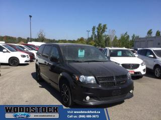 Used 2019 Dodge Grand Caravan GT  - $194 B/W for sale in Woodstock, ON