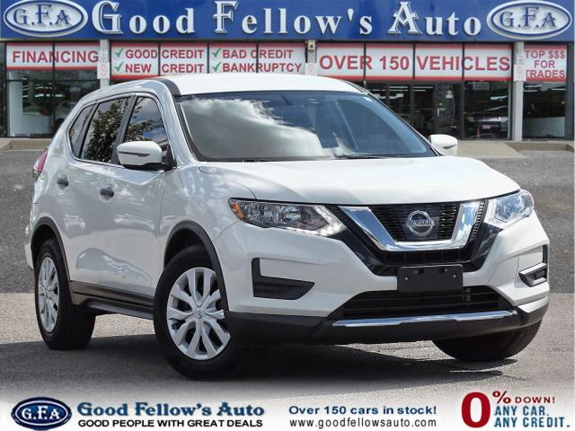 2017 Nissan Rogue S MODEL, REARVIEW CAMERA, HEATED SEATS