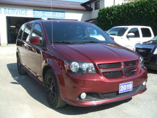 Used 2019 Dodge Grand Caravan GT, Leather, Nav, DVD for sale in Beaverton, ON