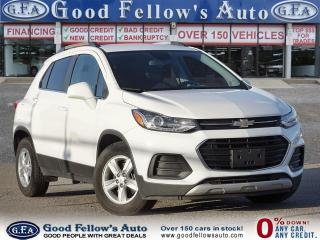 Used 2018 Chevrolet Trax LT MODEL, REARVIEW CAMERA for sale in Toronto, ON