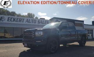 Used 2017 GMC Sierra 1500 SLE NEVADA EDITION/TONNEAU COVER!! for sale in Barrie, ON