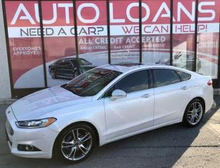 Used 2013 Ford Fusion TITANIUM-ALL CREDIT ACCEPTED for sale in Toronto, ON