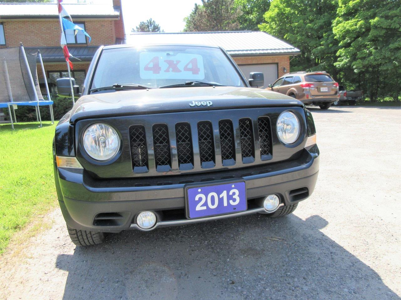 2013 Jeep Patriot