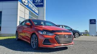 Used 2017 Hyundai Elantra 4dr Sdn DCT Sport for sale in Matane, QC