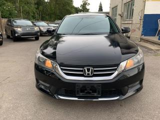 Used 2014 Honda Accord EX-L for sale in Mississauga, ON