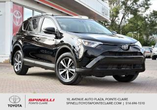 Used 2018 Toyota RAV4 LE FWD MAGS, CAMÉRA DE RECULE, SIÈGES CHAUFFANT for sale in Pointe-Claire, QC