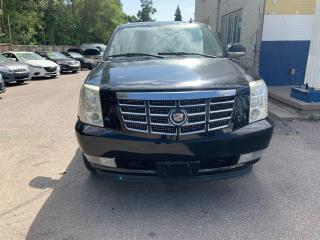 Used 2007 Cadillac Escalade for sale in Mississauga, ON