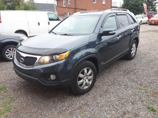 Used 2012 Kia Sorento LX w/3rd Row for sale in Oshawa, ON