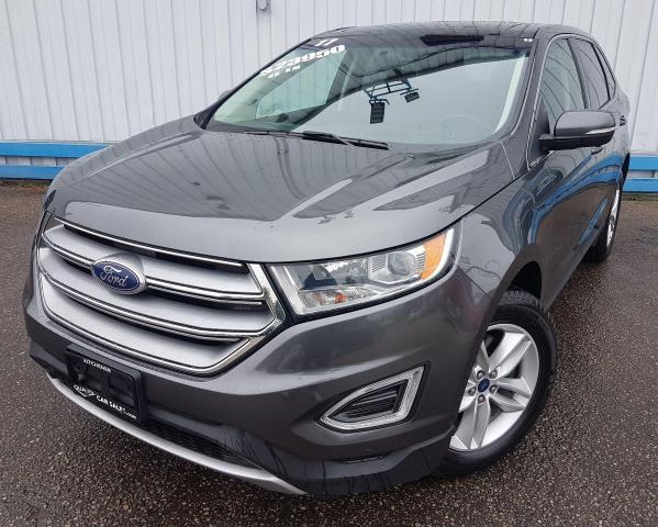 2017 Ford Edge SEL *SUNROOF-NAVIGATION*