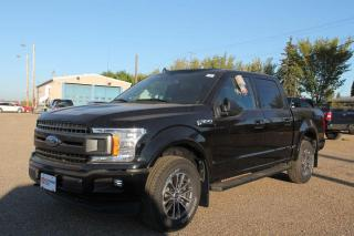 New 2020 Ford F-150 XLT 301A, 4X4 Supercrew, 2.7L Ecoboost, Auto Start/Stop, Cruise Control, Pre-Collision Assist, Rear View Camera, Remote Keyless Entry, Navigation for sale in Edmonton, AB