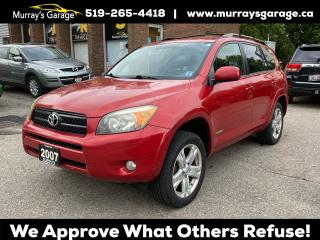 Used 2007 Toyota RAV4 Sport for sale in Guelph, ON