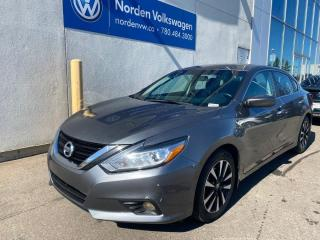 Used 2018 Nissan Altima 2.5 SV 4dr FWD Sedan for sale in Edmonton, AB