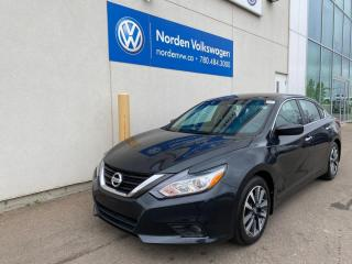 Used 2017 Nissan Altima 2.5 SV for sale in Edmonton, AB