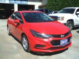 Photo of Red 2017 Chevrolet Cruze