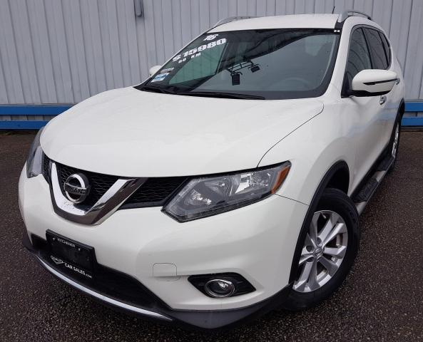 2016 Nissan Rogue SV *HEATED SEATS*