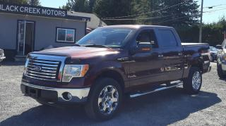 Used 2010 Ford F-150 XLT for sale in Black Creek, BC