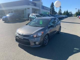 Used 2016 Kia Forte5 SX for sale in Duncan, BC