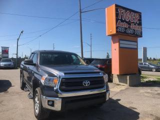 Used 2014 Toyota Tundra SR5**CREW CAB**4X4**ONLY 161KMS**CERTIFIED for sale in London, ON