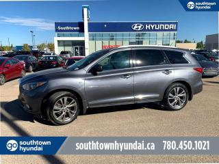 Used 2015 Infiniti QX60 AWD/LEATHER/ROOF/NAVI for sale in Edmonton, AB