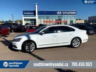 Used 2018 Volkswagen Passat 2.0 T/HIGHLINE/LEATHER/BACKUP CAM/NAVI for sale in Edmonton, AB