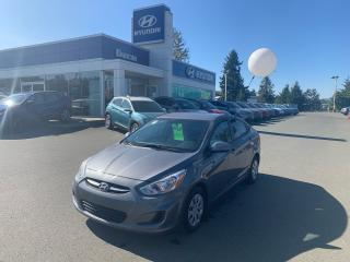 Used 2016 Hyundai Accent GL for sale in Duncan, BC