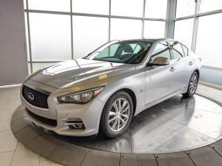 Used 2017 Infiniti Q50 Driver's Asst Pkg for sale in Edmonton, AB