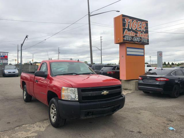 2008 Chevrolet Silverado 1500 WT***ONLY 21,000 KMS***V8**LOW KMS**CERTIFIED