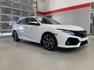 Used 2019 Honda Civic Si Sedan for sale in Red Deer, AB