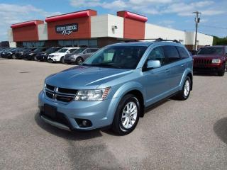 Used 2013 Dodge Journey SXT 4dr FWD Sport Utility Vehicle for sale in Steinbach, MB