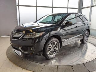 Used 2017 Acura RDX NO ACCIDENTS - ONE OWNER! for sale in Edmonton, AB