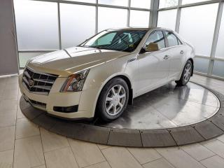 Used 2008 Cadillac CTS AWD - FULLY LOADED! for sale in Edmonton, AB