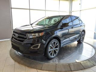 Used 2018 Ford Edge FORD EDGE SPORT - ONE OWNER! for sale in Edmonton, AB