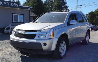 Used 2006 Chevrolet Equinox LT for sale in Black Creek, BC
