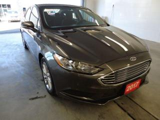 Used 2017 Ford Fusion SE for sale in Owen Sound, ON