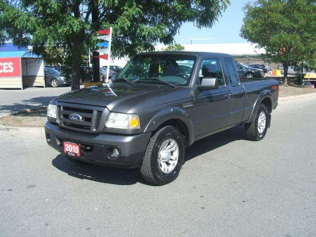2010 Ford Ranger SPORT     4X4