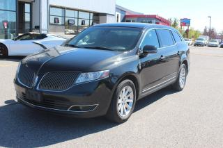 Used 2015 Lincoln MKT for sale in Calgary, AB