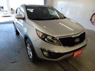 Used 2016 Kia Sportage LX for sale in Owen Sound, ON