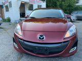 Photo of Burgundy 2010 Mazda MAZDA3