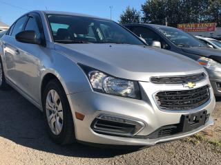Used 2016 Chevrolet Cruze LT for sale in Pickering, ON