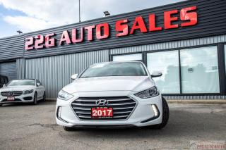 Used 2017 Hyundai Elantra GL|ACCIDENT FREE|BACKUP CAM|HEATED SEATS for sale in Brampton, ON