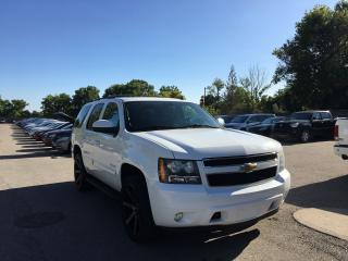 Used 2010 Chevrolet Tahoe LT.  LEATHER-SUNROOF -NAVI-DVD PLAYER for sale in London, ON
