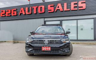 Used 2019 Volkswagen Jetta HIGHLINE|ACCIDENT FREE|BACKUP CAM|LEATHER| for sale in Brampton, ON