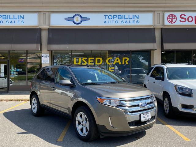 2014 Ford Edge SEL Navi, Pano Roof, Backup Cam