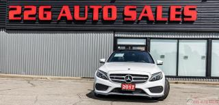 Used 2017 Mercedes-Benz C-Class C 300|ACCIDENT FREE|NAV|LEATHER|BACKUP CAM for sale in Brampton, ON