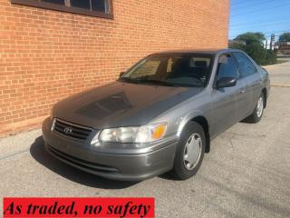 Used 2000 Toyota Camry CE for sale in Oakville, ON