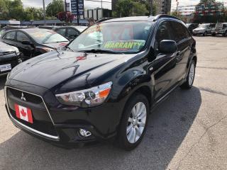 Used 2011 Mitsubishi RVR GT for sale in Scarborough, ON