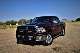 Used 2018 RAM 1500 Big Horn for sale in Estevan, SK